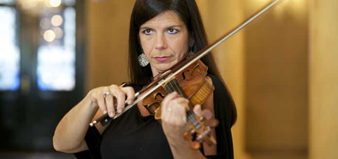Pamela Frank Violin