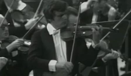 Uto Ughi Beethoven Violin Concerto 1978 Cover