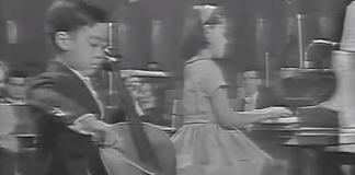 Yo Yo Ma 7 Years Old 1962 Cover