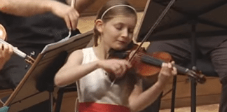 Alma Deutsche Original Violin Concerto Cover