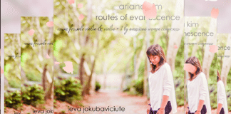 Ariana Kim Routes of Evanscence CD Giveaway Cover
