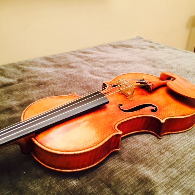 Frank Peter Zimmermann Stradivarius Dupont Grumaiux