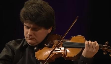 Fedor Rudin Bartok Solo Sonata Sibelius Comp Cover