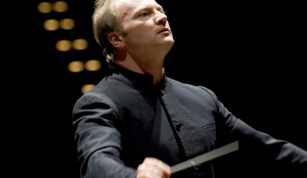 Gianandrea Noseda National Symphony Washington Music Director Cover