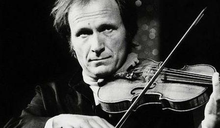 Ivry Gitlis Bartok Violin Concerto Cover