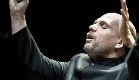 Jaap van Zweden New York Philharmonic Cover