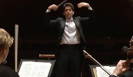 Lahav Shani Vienna Symphony Orchestra Cover