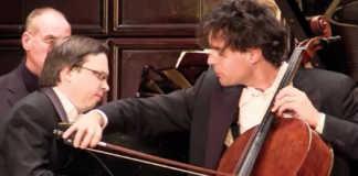 Leonard Elschenbroich Alexei Grynyuk Beethoven Cello Sonata Cover
