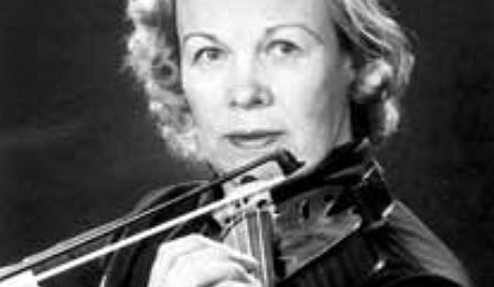Margret Pardee Violinist Juilliard Died Obituary Cover