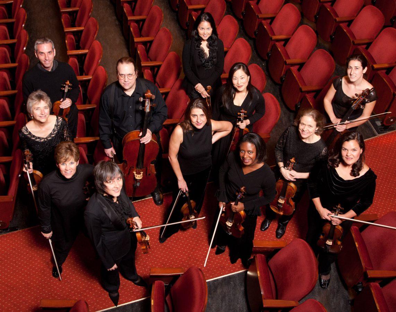 New Century Chamber Orchestra Nadja Salerno-Sonnenberg