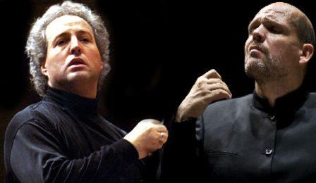 New York Philharmonic Conductors van Zweden Honeck Cover