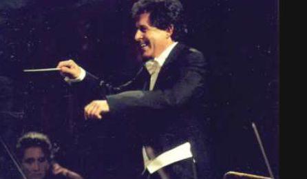 Rico Saccani Conductor Guiyang Symphony Orchestra Cover