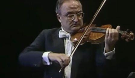 Salvatore Accardo Stravinsky Divertimento Cover