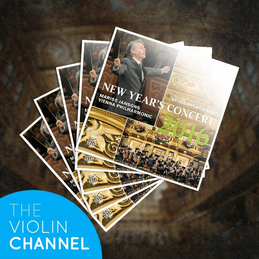 Vienna Philharmonic New Year's Day Concert CD Giveaway