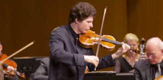 Augustin Hadelich Vales Scherzo Tchaikovsky Orpheus Cover
