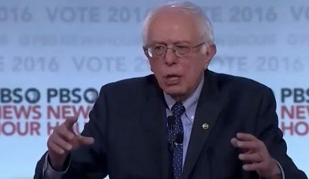 Bernie Sanders Conducting Classical Music Cover