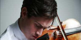 Charlie Siem Vieuxtemps Violin Concerto No.5 Cover