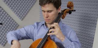 Dale Johansen Cleveland Orchestra Cello Cover