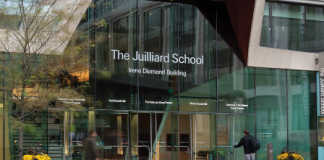 Juilliard School Live Webstream Cover