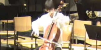 Kian Soltani Cello Gulda 15 Years Old Cover