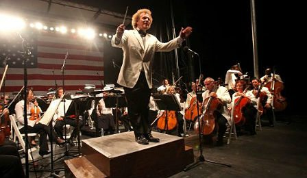 Long Island Philharmonic Closed Down Cover