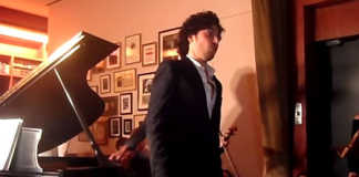 Magic Flute Queen Night Aria Whistler Michael Barmio Cover