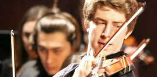 Michael Foyle Oskar Back Violin Competition Cover