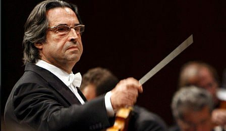 Riccardo Muti Minor Accident Fall Cover