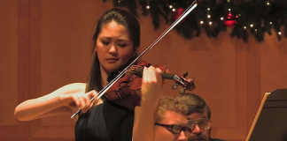 Simone Porter Violinist Grieg Sonata Cover