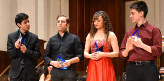 Sphinx International Music Competition Prizes Cover