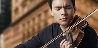 Stefan Jackiw Carnegie Hall Debut Giveaway Cover