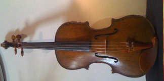 Stolen Viola London S