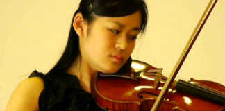 Yurina Arai Grumiaux Violin Competition Cover