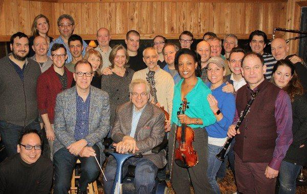 Fiddler on the Roof Itzhak Perlman Cast Album