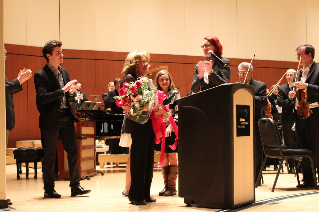 Jane Little Atlanta Symphony Orchestra