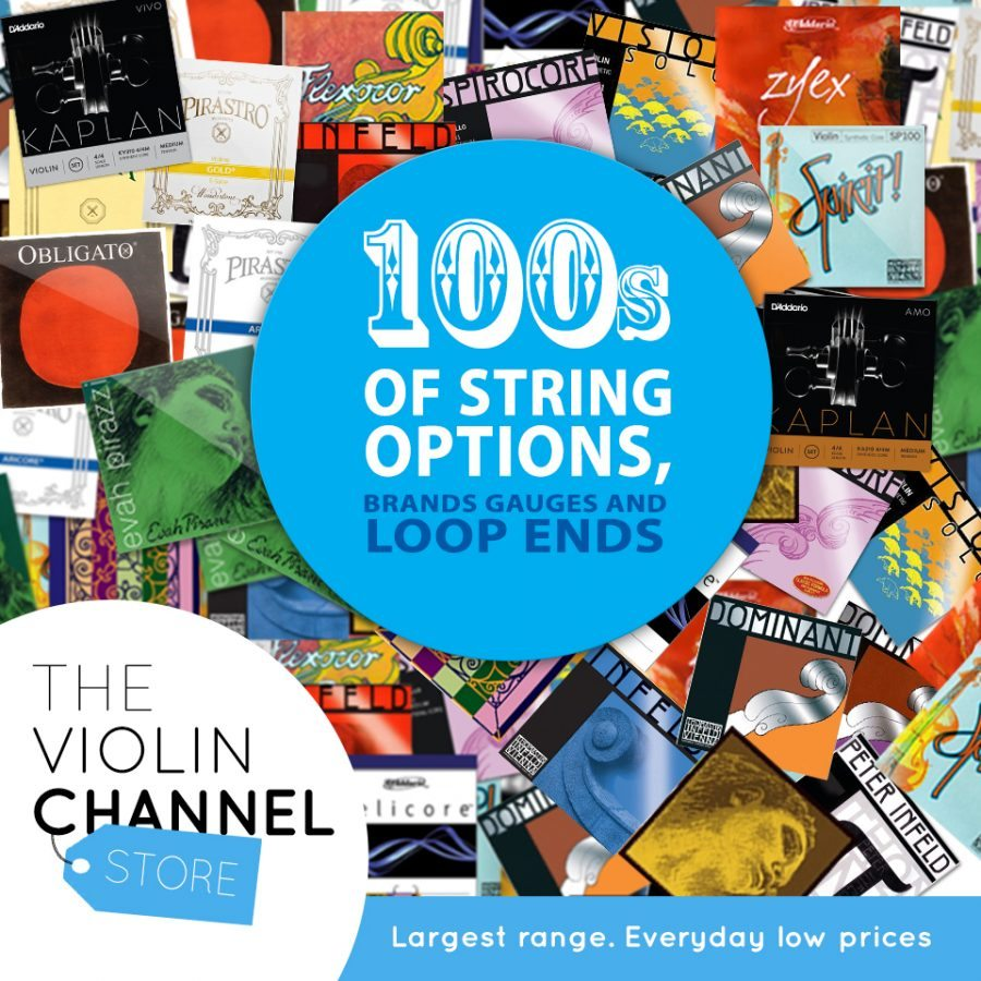 The Violin Channel Store