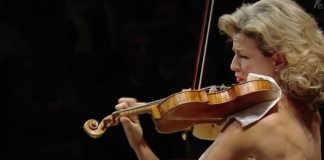 Anne Sophie Mutter Riccardo Muti Vienna