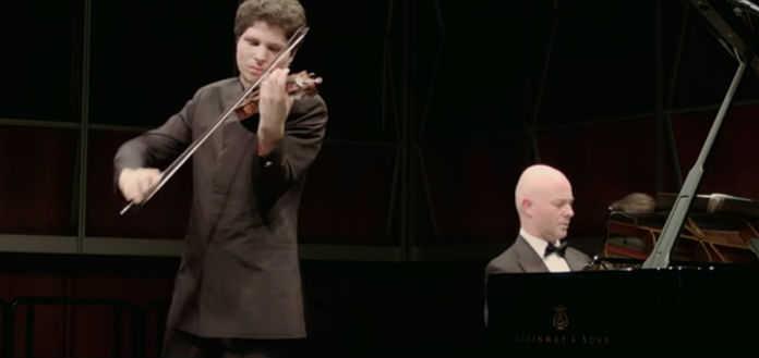 Augustin Hadelich Schumann Sonata