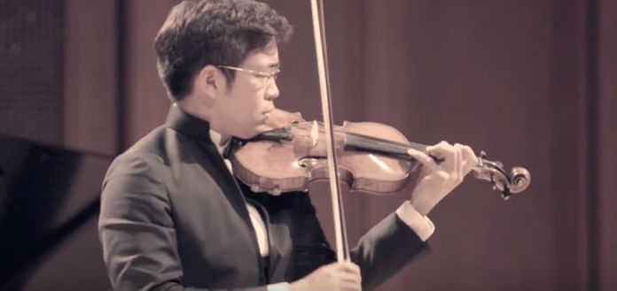Paul Huang Ysaye Ballade L
