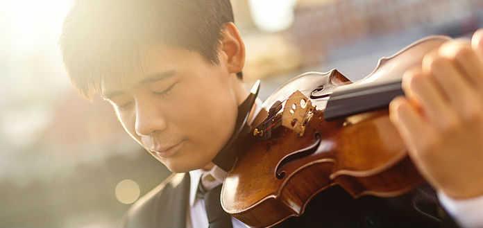 Angelo Xiang Yu Menuhin Competition