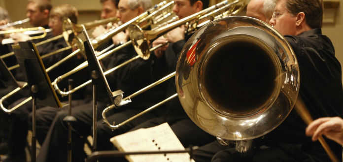 Brass Section Hearing Loss Royal Opear