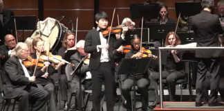 InMo Yang Menuhin Competition Prokofiev