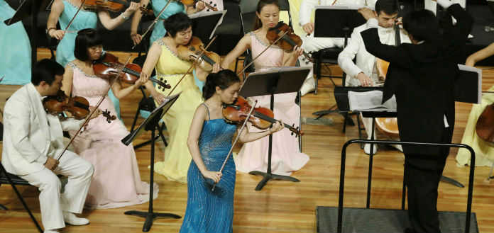 Ji Won Song Schoenfeld International String Competition