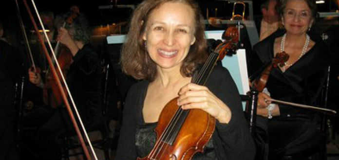 Kate Light Violin Obituary