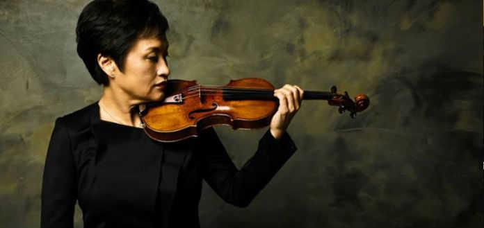 Kyung Wha Chung Recording Warner
