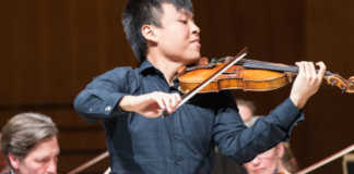 Luke Hsu Carl Nielsen Competition