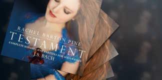 Rachel Barton Pine Testament Bach CD