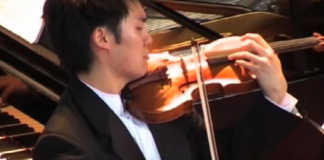 Ray Chen Menuhin Competition 2008 2