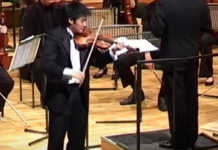 Ray Chen Menuhin Competition