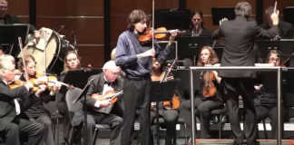 Stephen Waarts Menuhin Competition